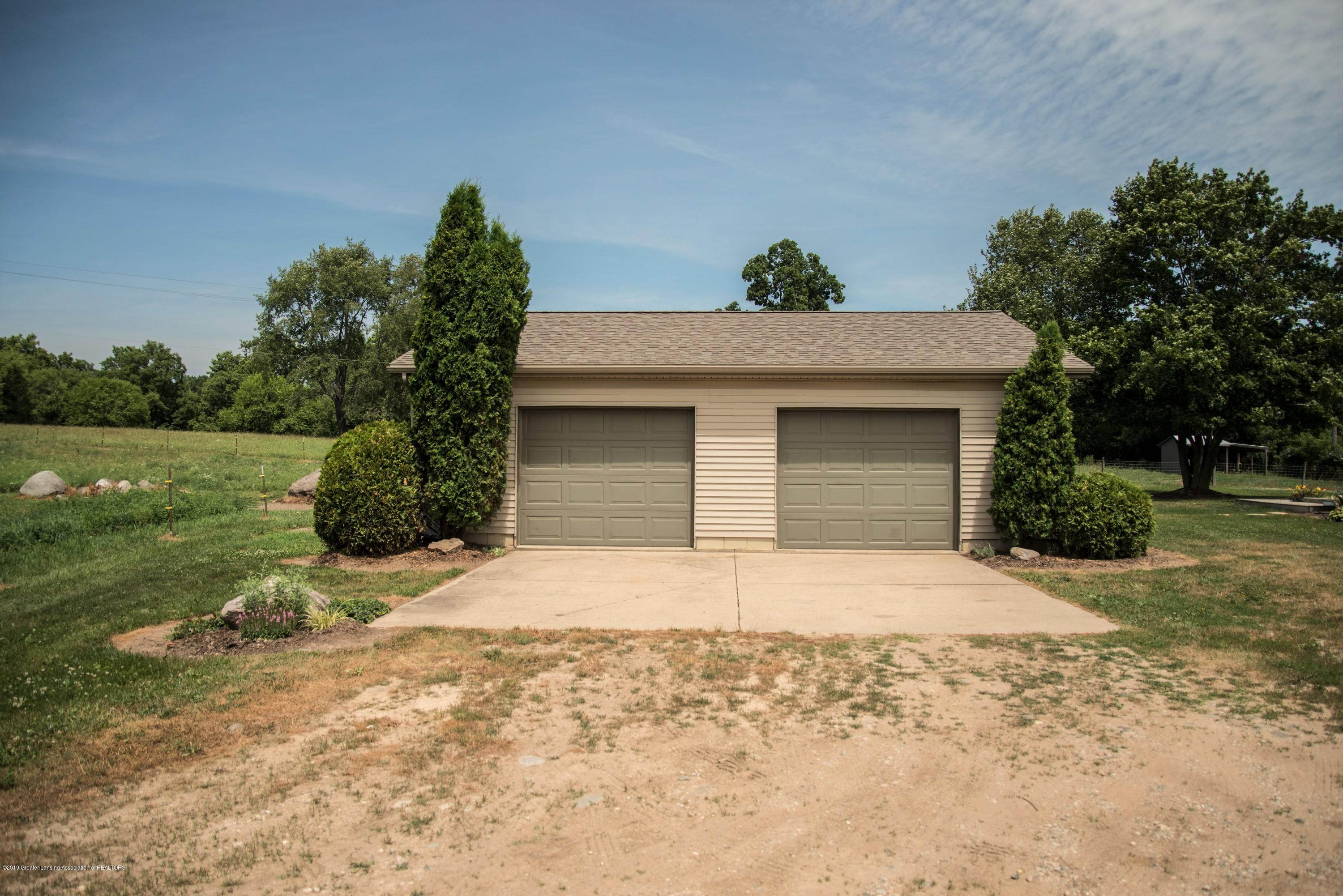 Garage:  5190 W South County Line Road