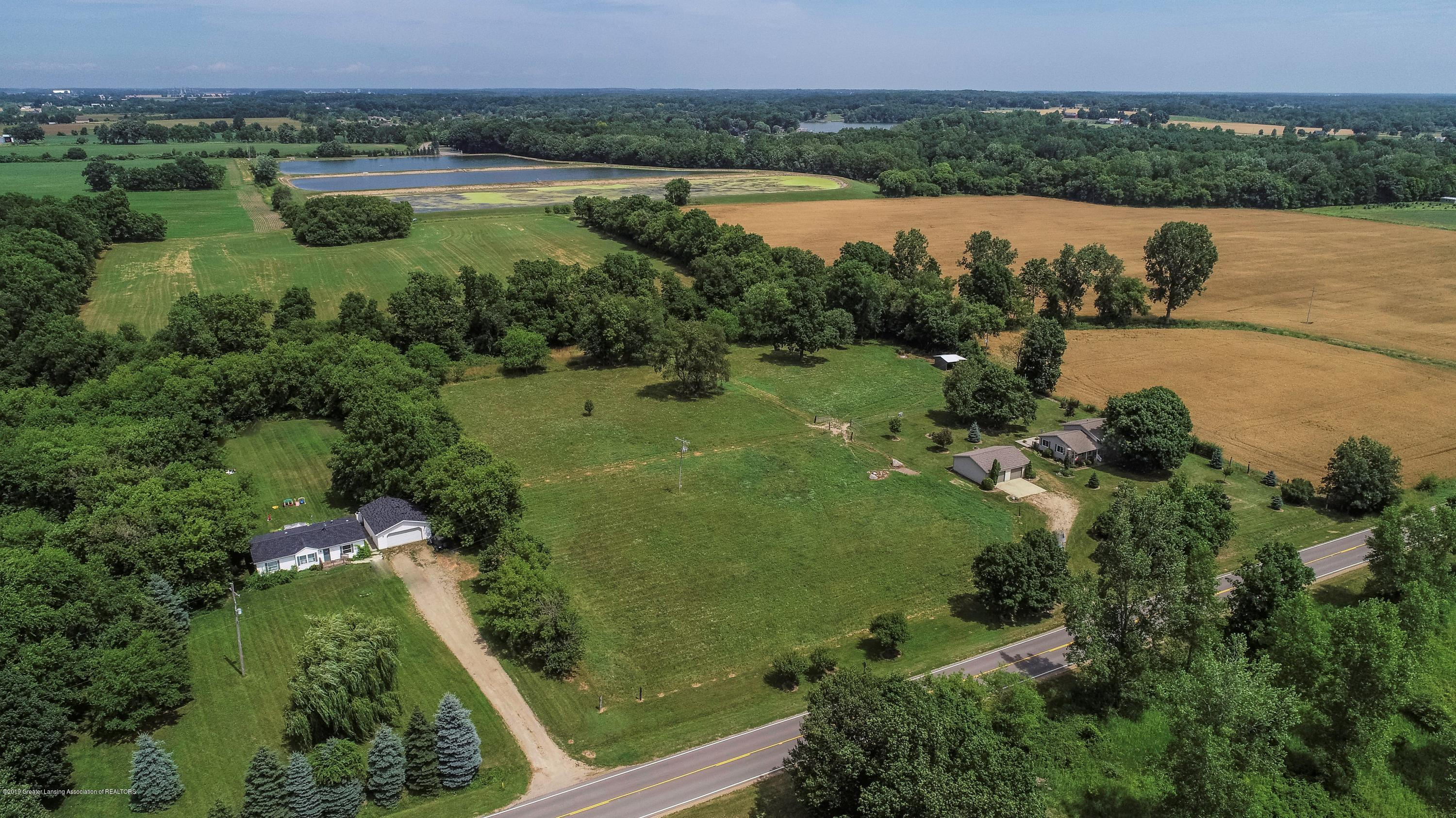 Aerial:  5190 W South County Line Road
