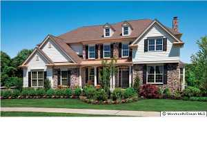 Photo of home for sale at 1 Cranberry Harvest Court Court, Jackson NJ