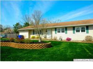 Photo of home for sale at 260 Texas Drive Drive, Brick NJ