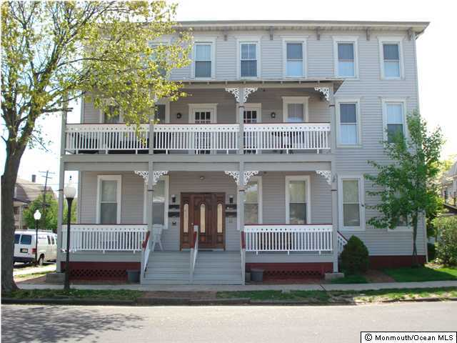 Photo of home for sale at 44 Heck Avenue Avenue, Ocean Grove NJ