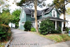 Photo of home for sale at 501 D Street Street, Belmar NJ