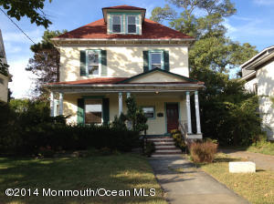 Photo of home for sale at 603 7th Avenue Avenue, Asbury Park NJ
