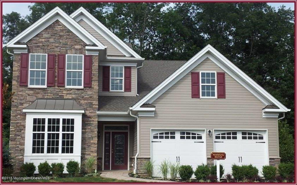 Photo of home for sale at 123 Sunset Drive Drive, Tinton Falls NJ