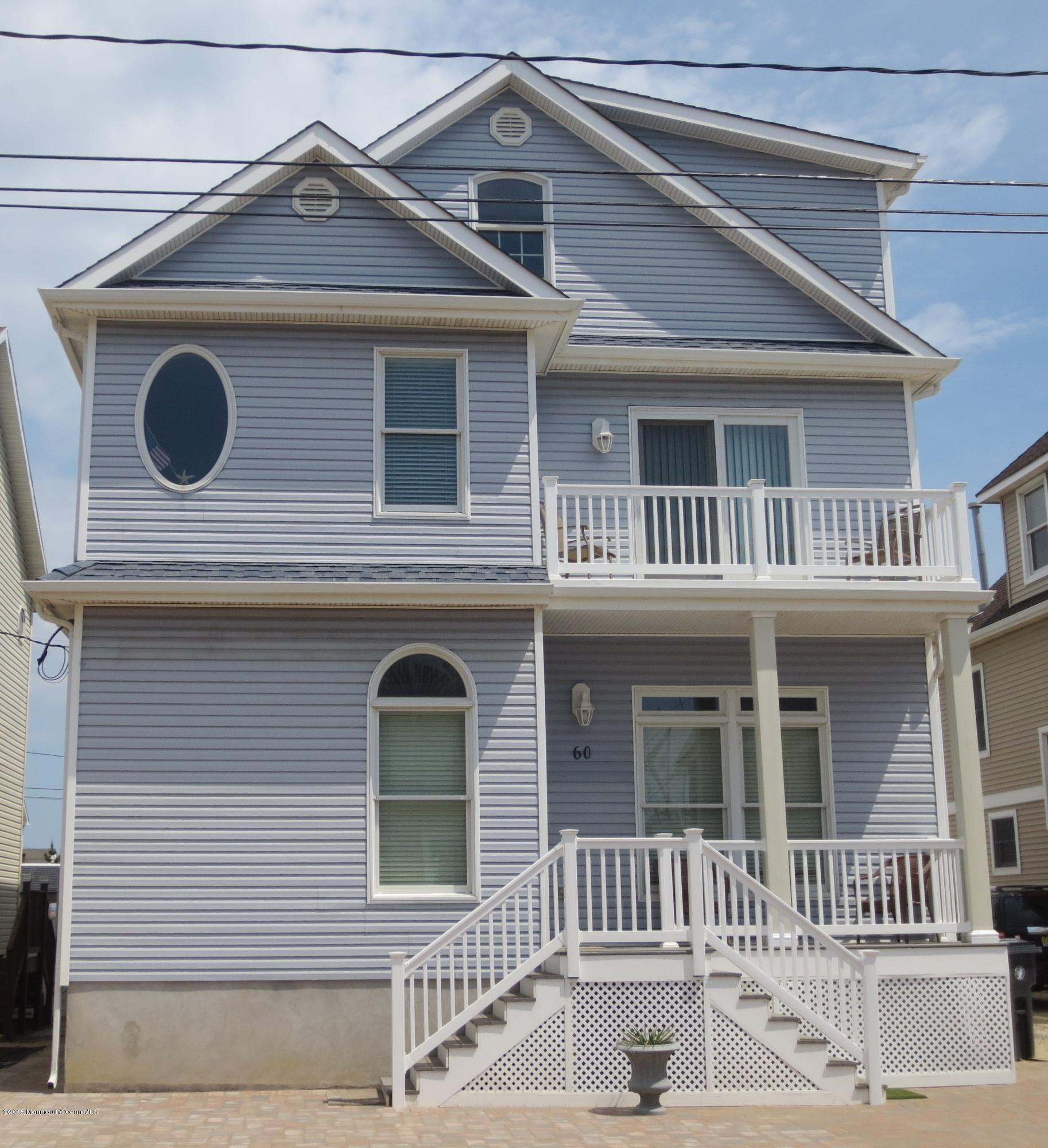 Photo of home for sale at 60 Fort Avenue Avenue, Ortley Beach NJ