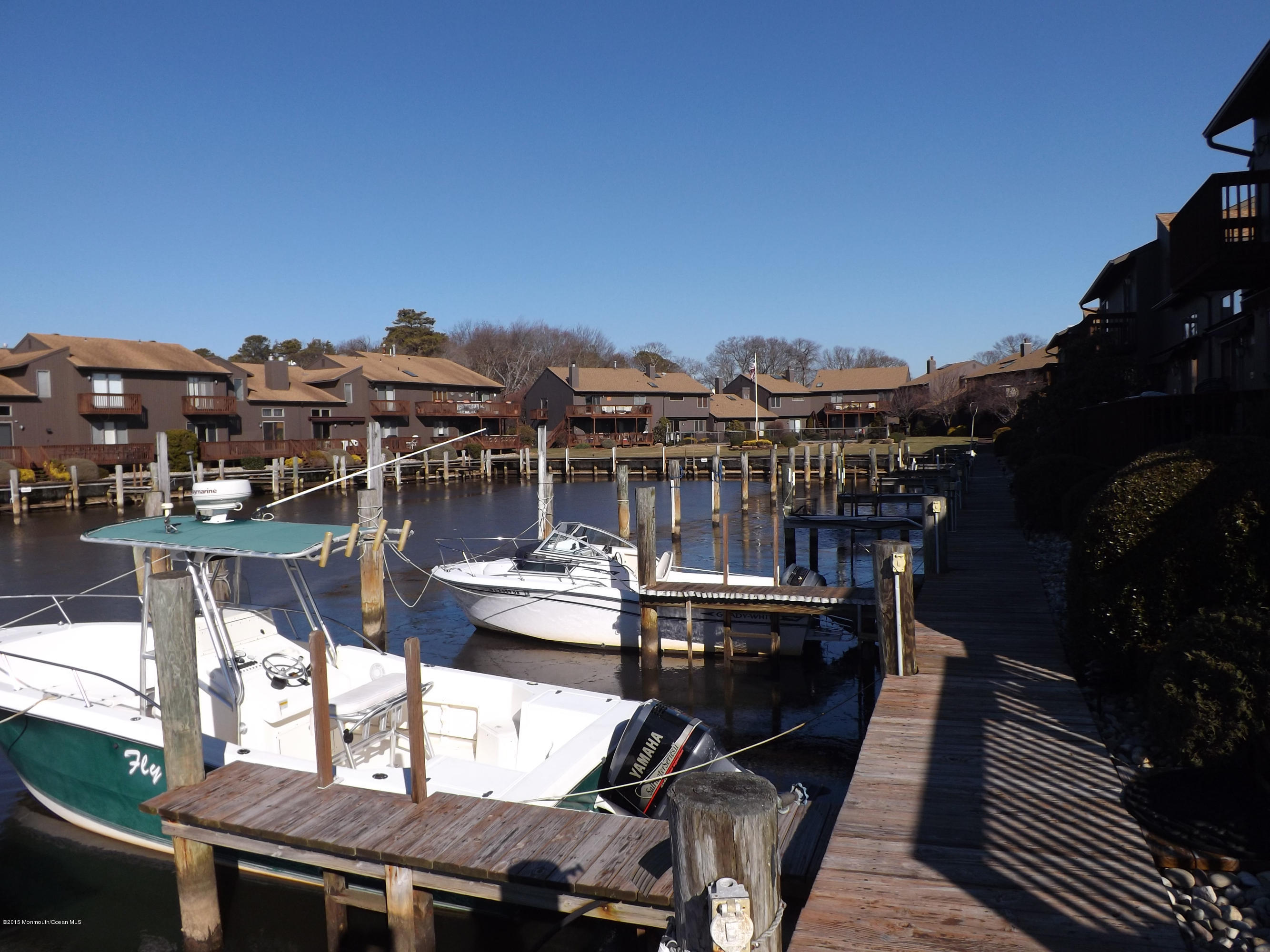 Photo of home for sale at 11 Sea Point Drive Drive, Point Pleasant NJ