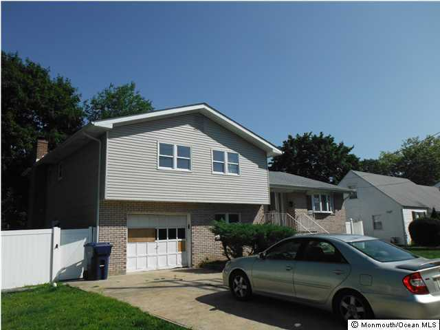 Photo of home for sale at 1813 Monroe Avenue Avenue, Neptune Township NJ