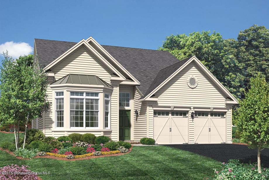 Photo of home for sale at 10 Monterey Bay Lane Lane, Tinton Falls NJ