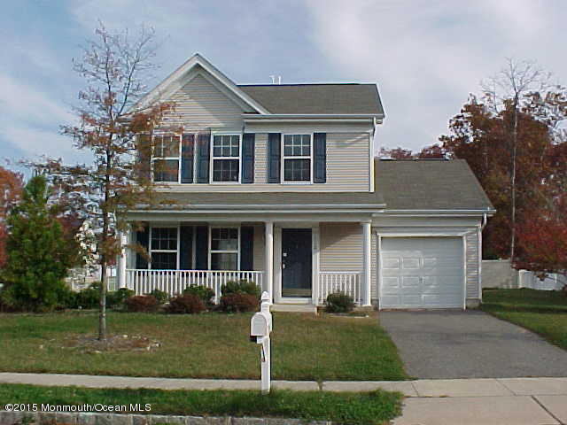 Photo of home for sale at 110 Freedom Hills Drive Drive, Barnegat NJ