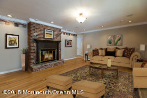Photo of home for sale at 11 Mitchell Place Place, Little Silver NJ