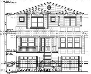 Photo of home for sale at 35 Bullard Drive Drive, Lavallette NJ
