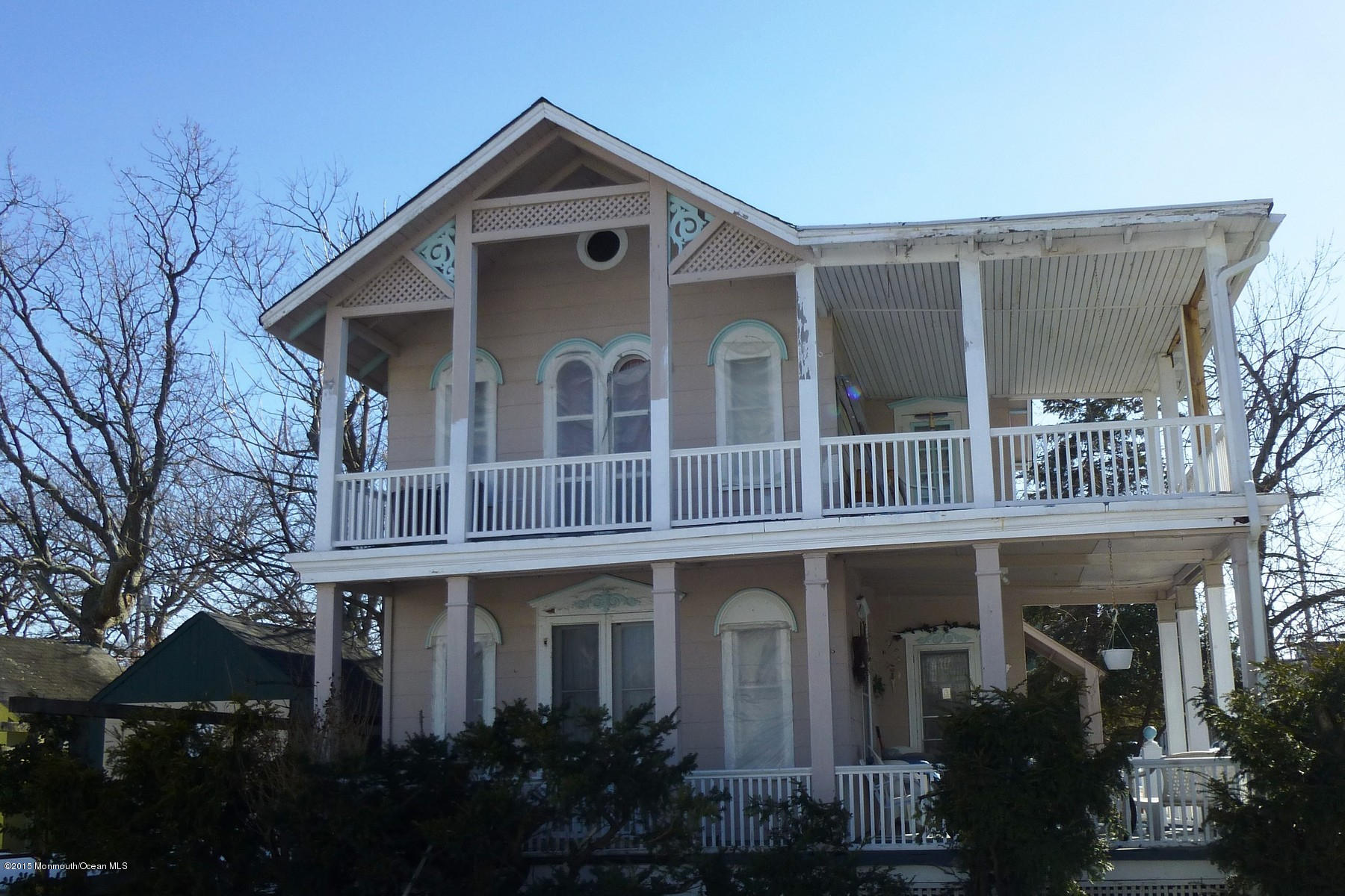 Photo of home for sale at 14 New York Avenue Avenue, Ocean Grove NJ