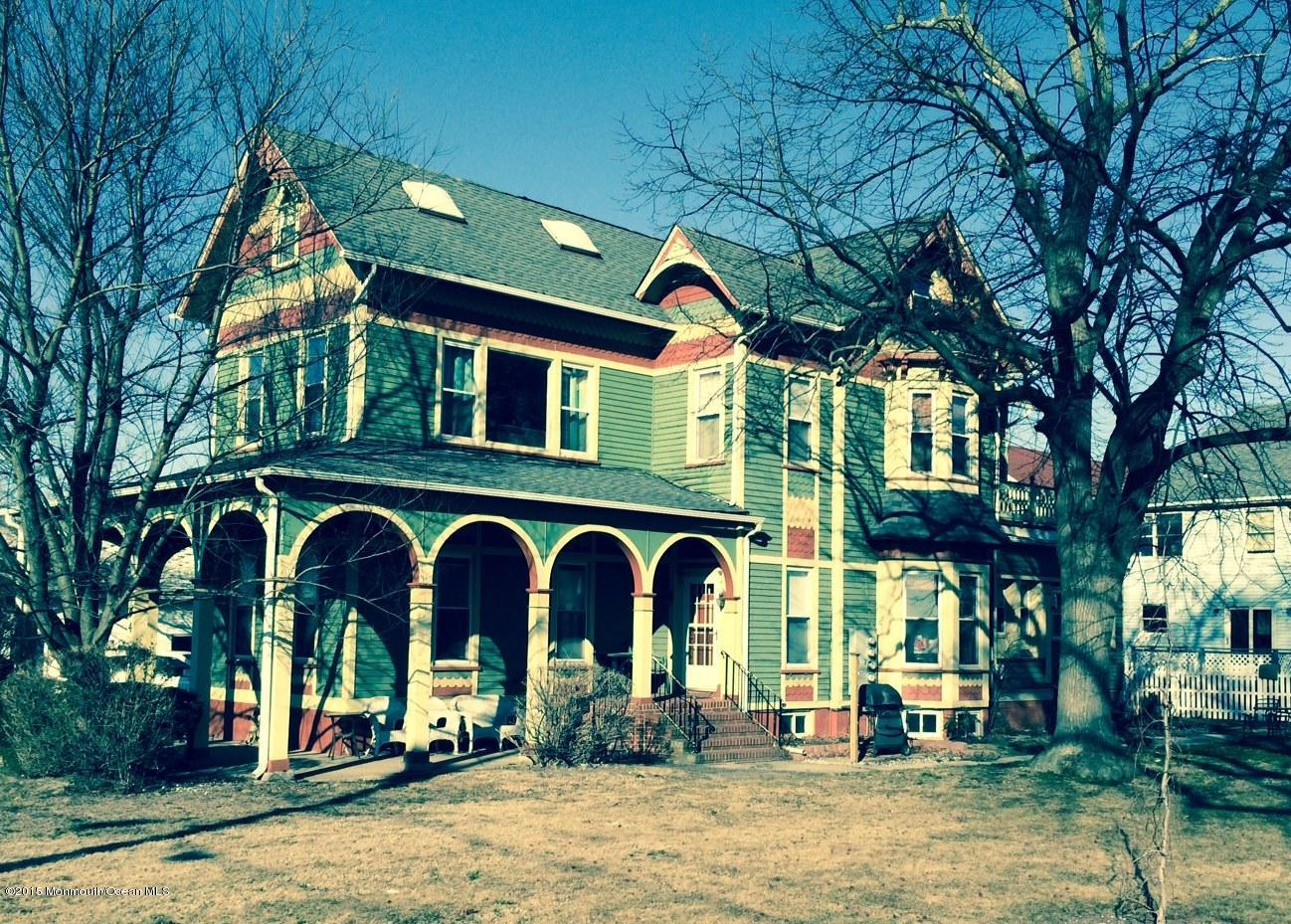 Photo of home for sale at 94 Main Street Street S, Ocean Grove NJ