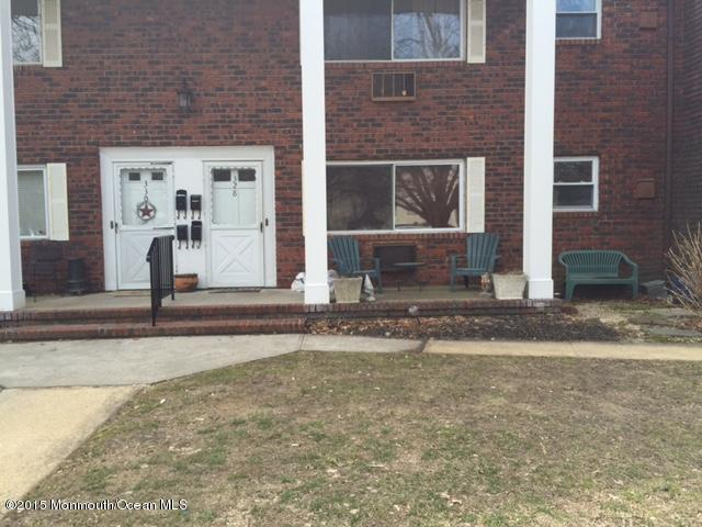 Photo of home for sale at 328 South Street Street, Eatontown NJ