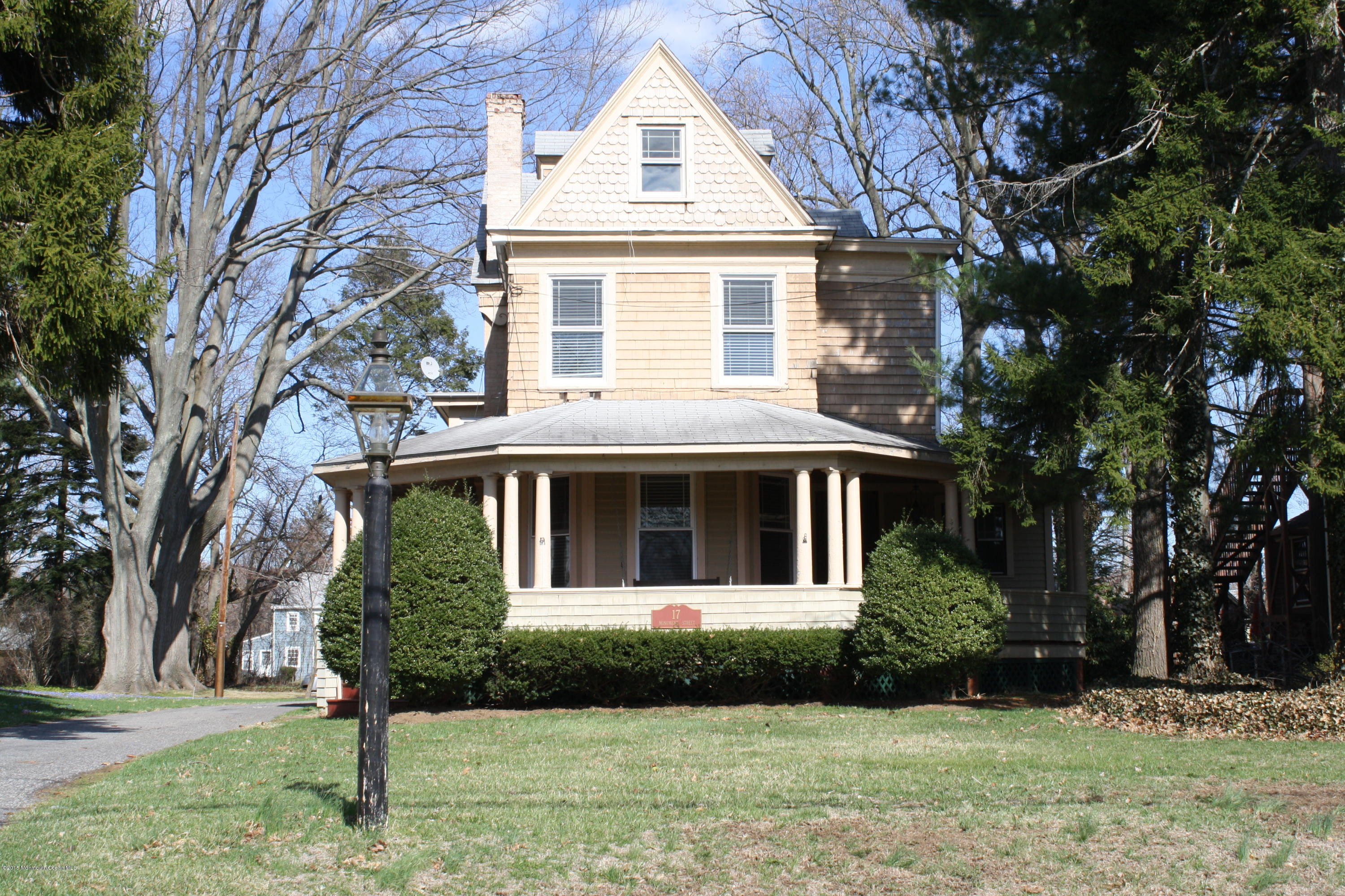 Photo of home for sale at 17 Monument Street Street, Freehold NJ