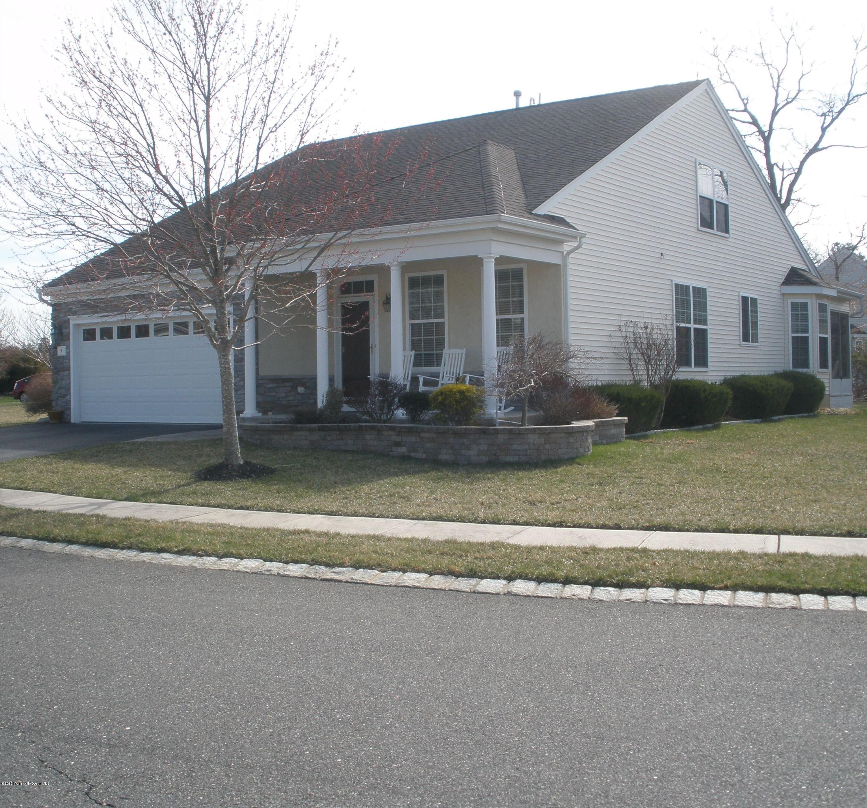 Photo of home for sale at 9 Solomans Drive Drive, Barnegat NJ