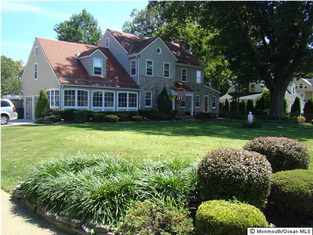 Photo of home for sale at 21 Monument Street Street, Freehold NJ
