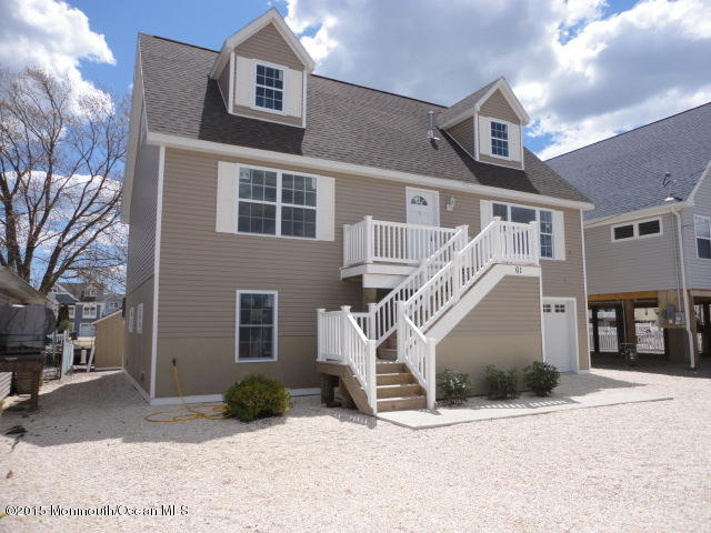 Photo of home for sale at 61 Albert Drive Drive, Beach Haven West NJ