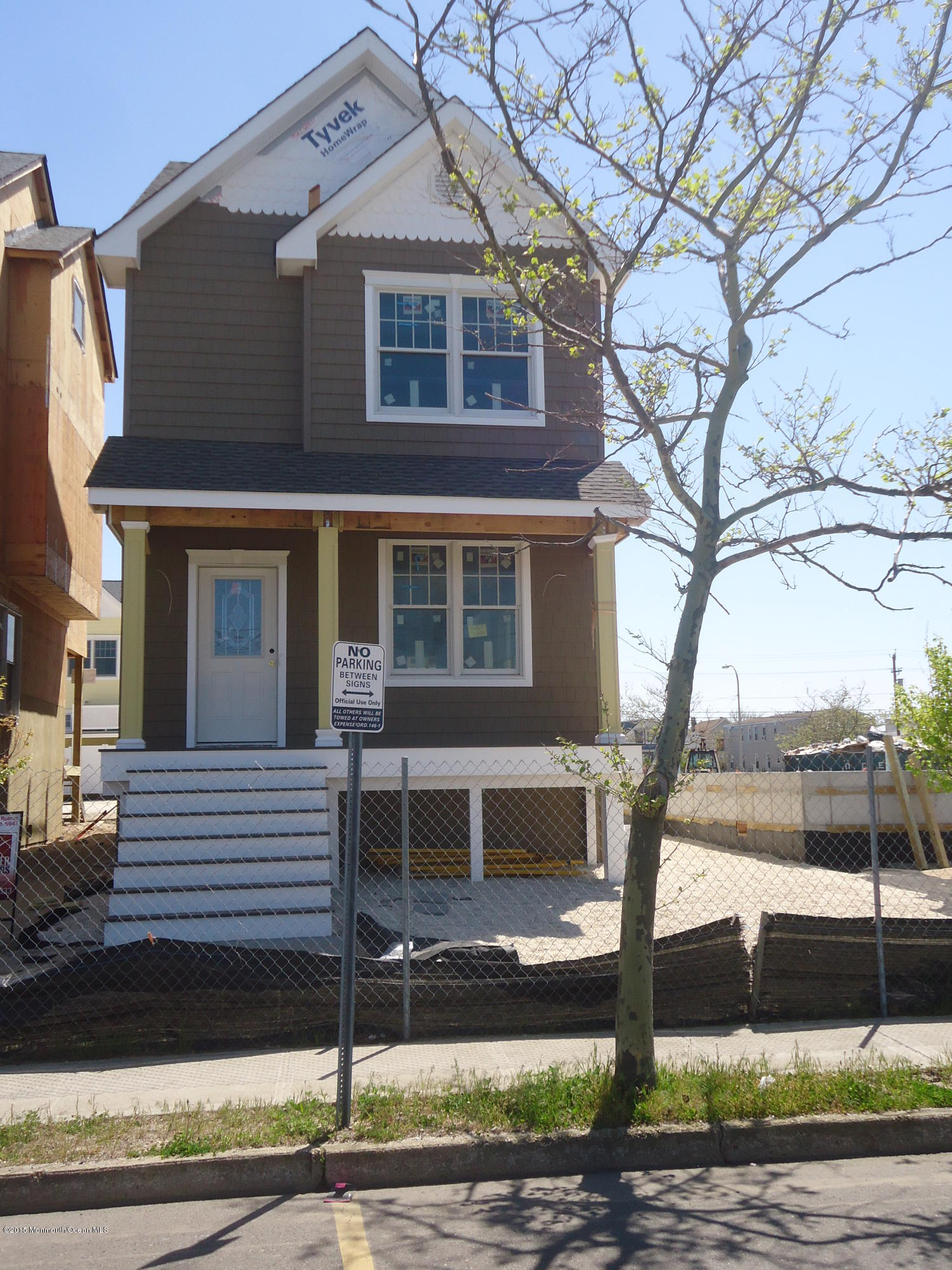 Photo of home for sale at 213 Sherman Avenue Avenue, Seaside Heights NJ