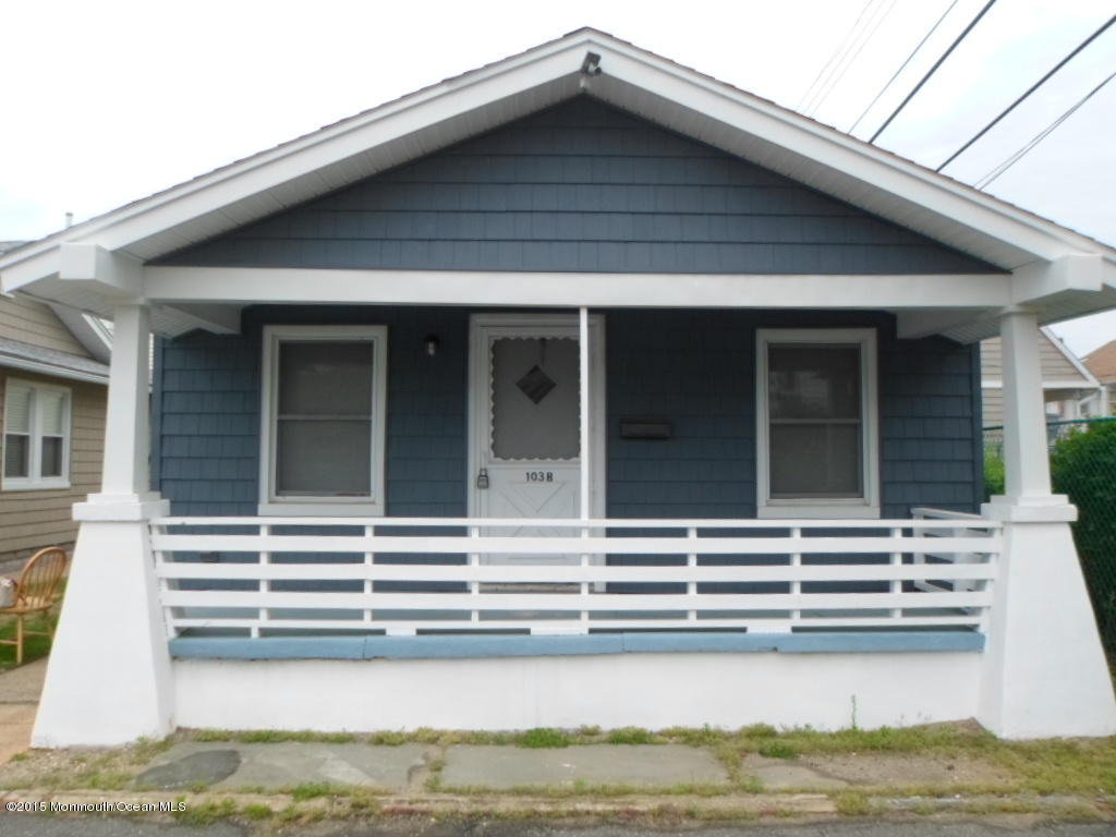 Photo of home for sale at 103 B 9th Avenue Avenue, Belmar NJ