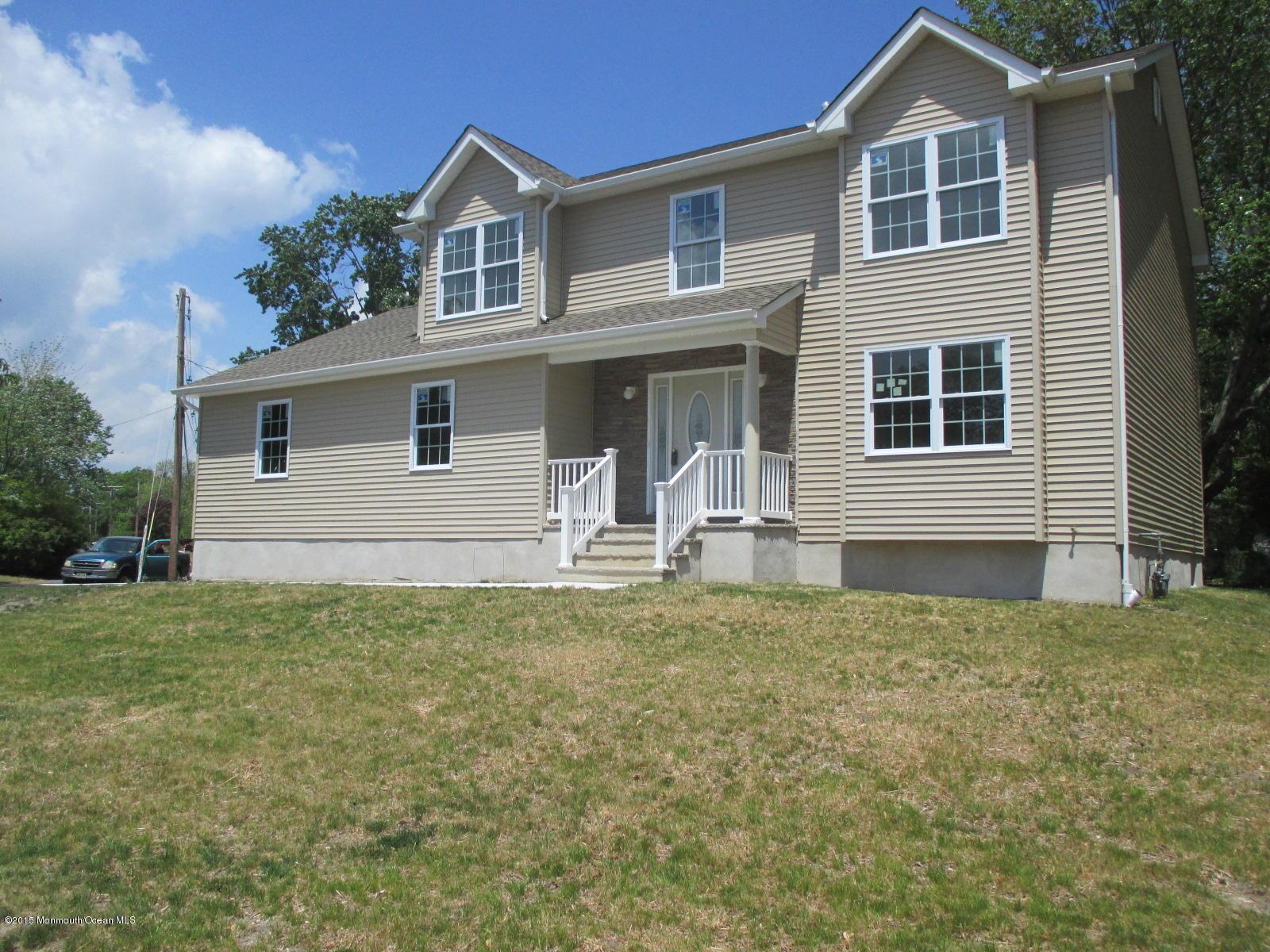 Photo of home for sale at 497 Rhode Island Avenue Avenue, Brick NJ