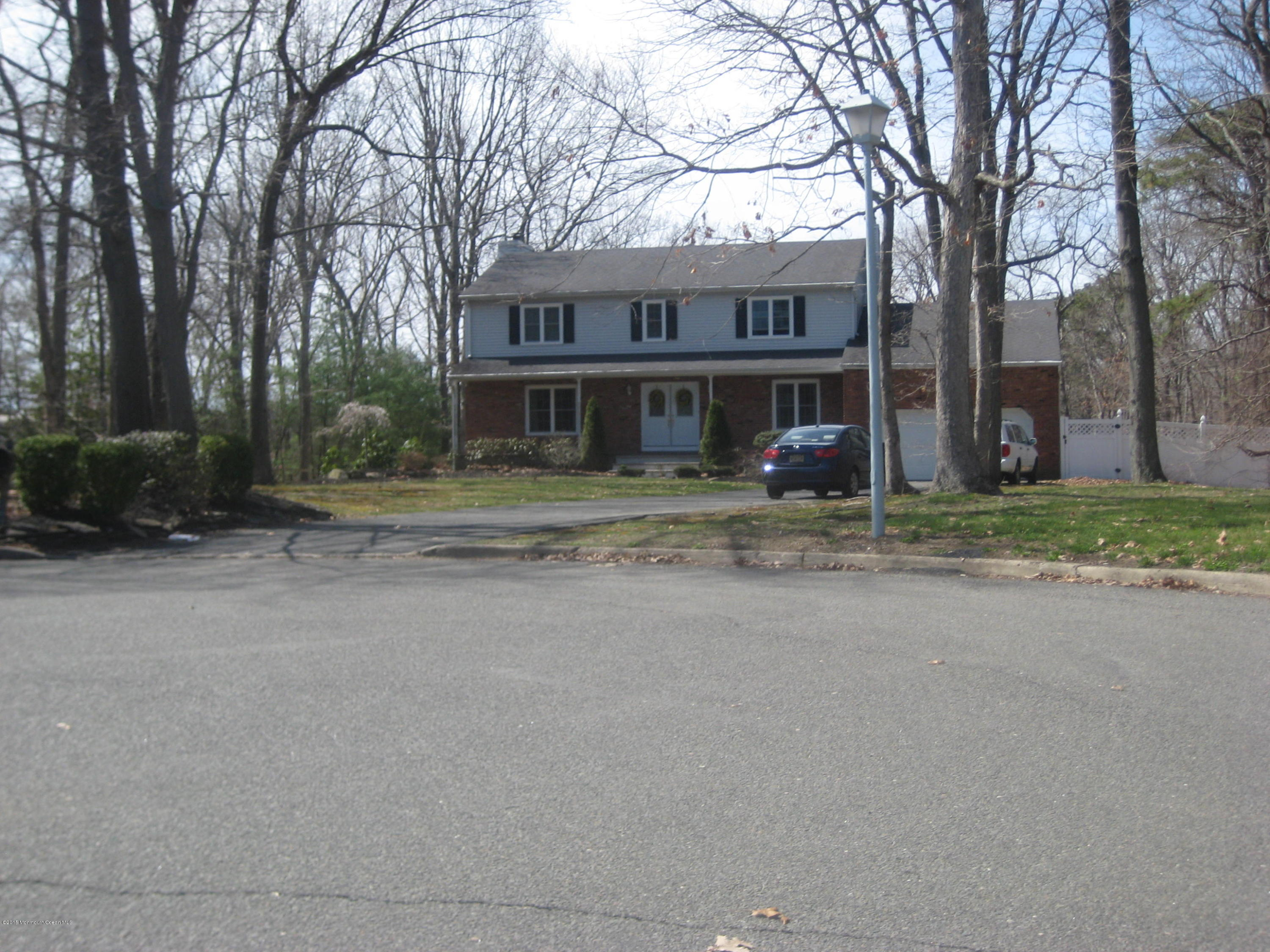 Photo of home for sale at 20 Galassi Court Court, Jackson NJ