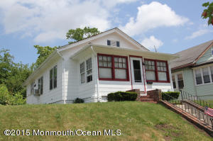 Photo of home for sale at 1525 8th Avenue Avenue, Neptune Township NJ