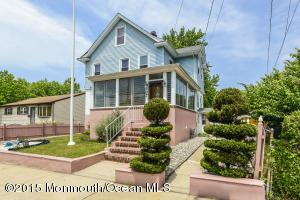 Photo of home for sale at 107 8th Street Street, Hazlet NJ