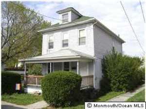 Photo of home for sale at 19 Dewitt Avenue Avenue, Asbury Park NJ