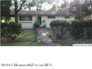 Photo of home for sale at 2643 Spruce Drive Drive, Manchester NJ
