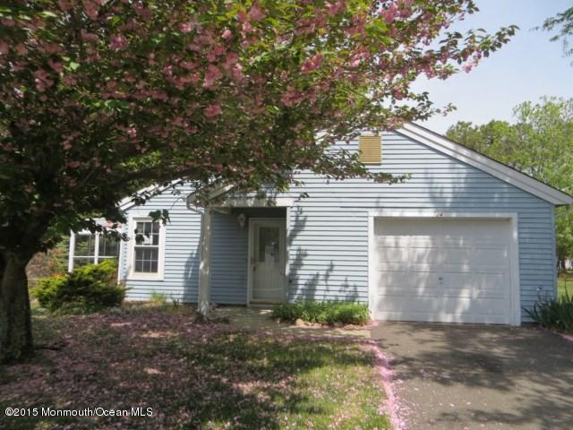 Photo of home for sale at 24 Kent Drive Drive, Forked River NJ