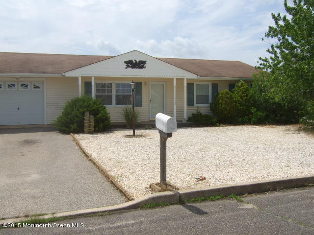 Photo of home for sale at 215 Newark Road Road S, Barnegat NJ