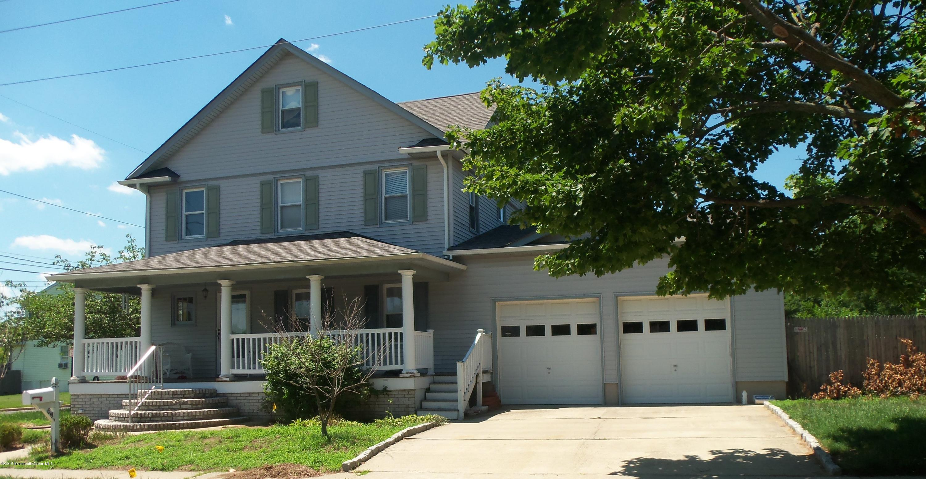 Photo of home for sale at 57 Avenue C, Atlantic Highlands NJ