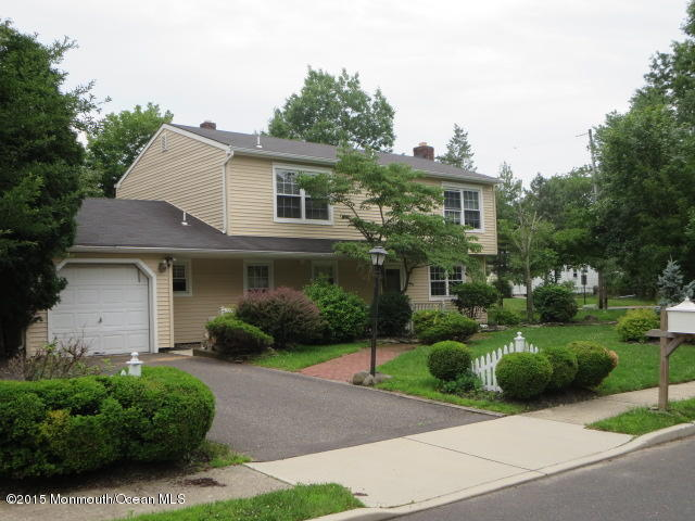 Photo of home for sale at 132 Applebey Street Street, Eatontown NJ