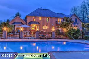 Photo of home for sale at 6 Cranbury Brook Drive Drive, Millstone NJ