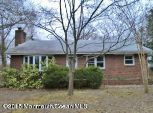 Photo of home for sale at 707 Fairview Avenue Avenue, Neptune Township NJ