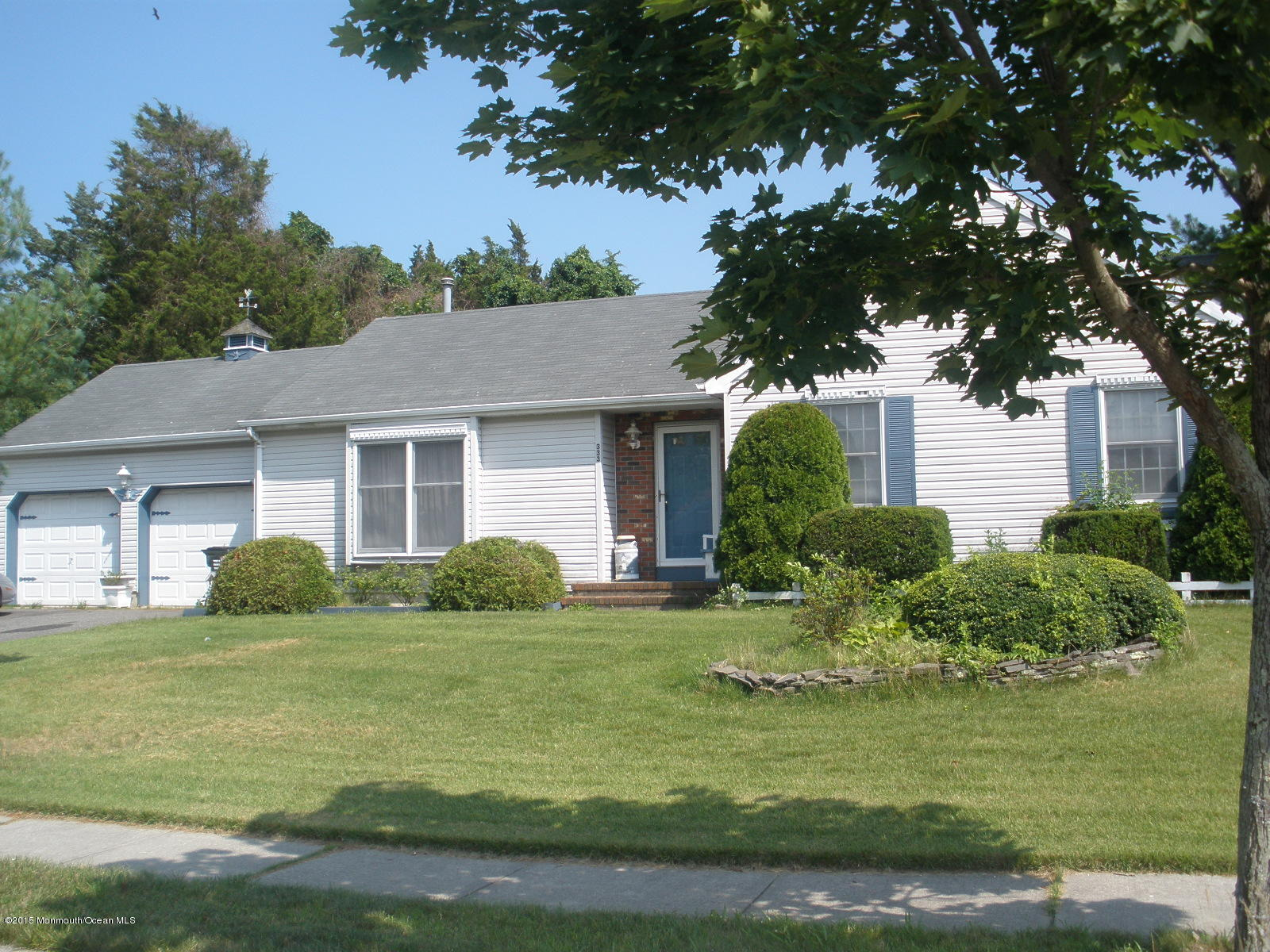 Photo of home for sale at 333 Heritage Way Way, Tuckerton NJ