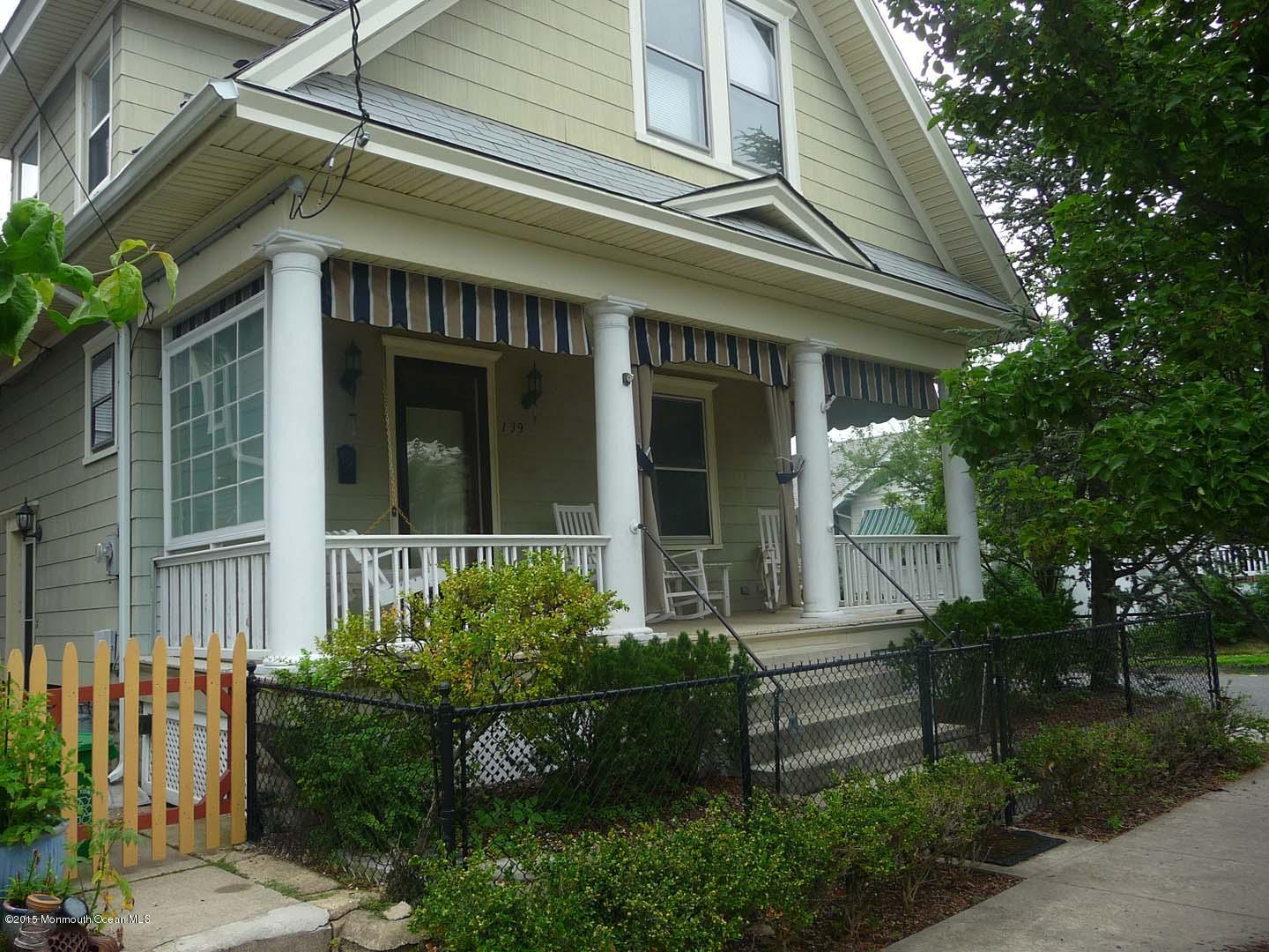 Photo of home for sale at 139 Cookman Avenue Avenue, Ocean Grove NJ