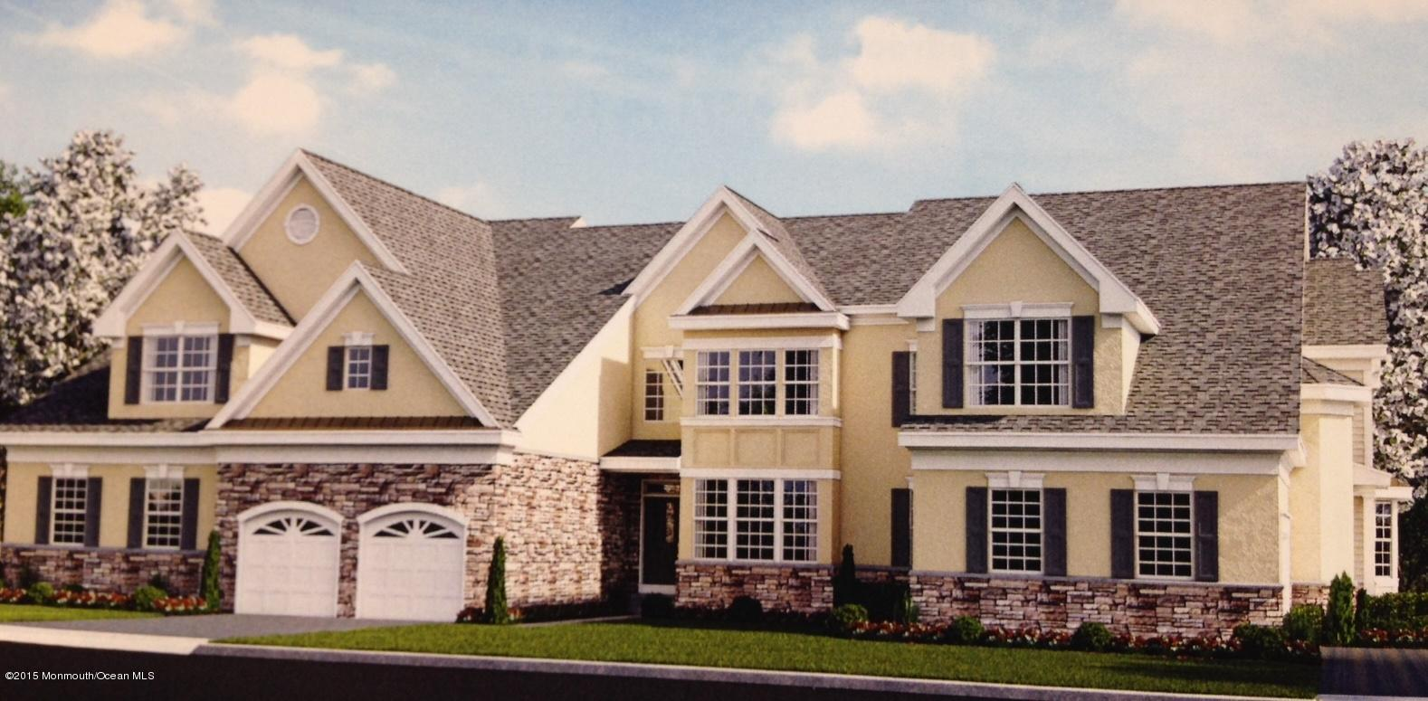 Photo of home for sale at 39 Mineral Springs Lane Lane, Tinton Falls NJ