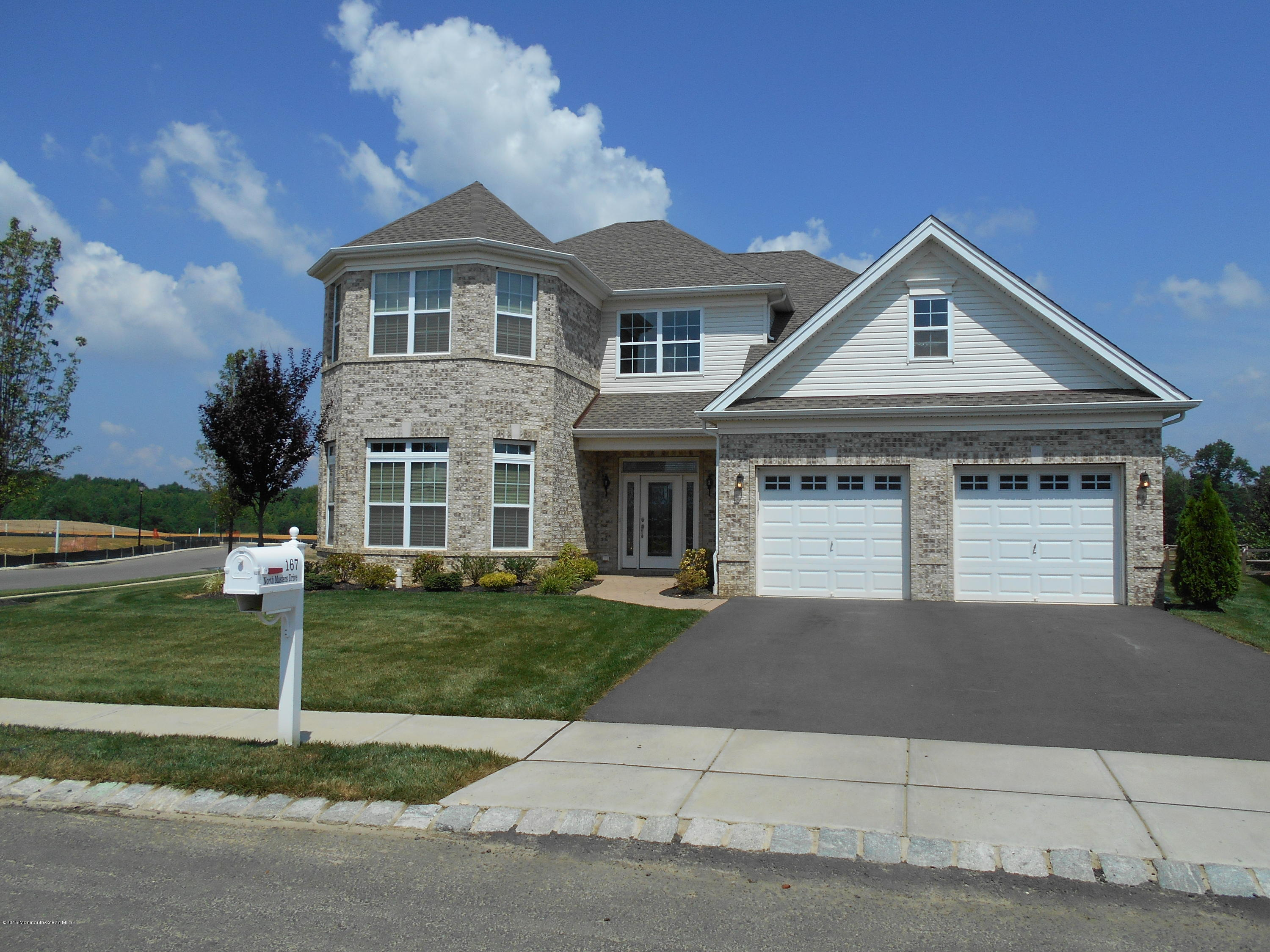 Photo of home for sale at 167 Masters Drive Drive N, Monroe NJ
