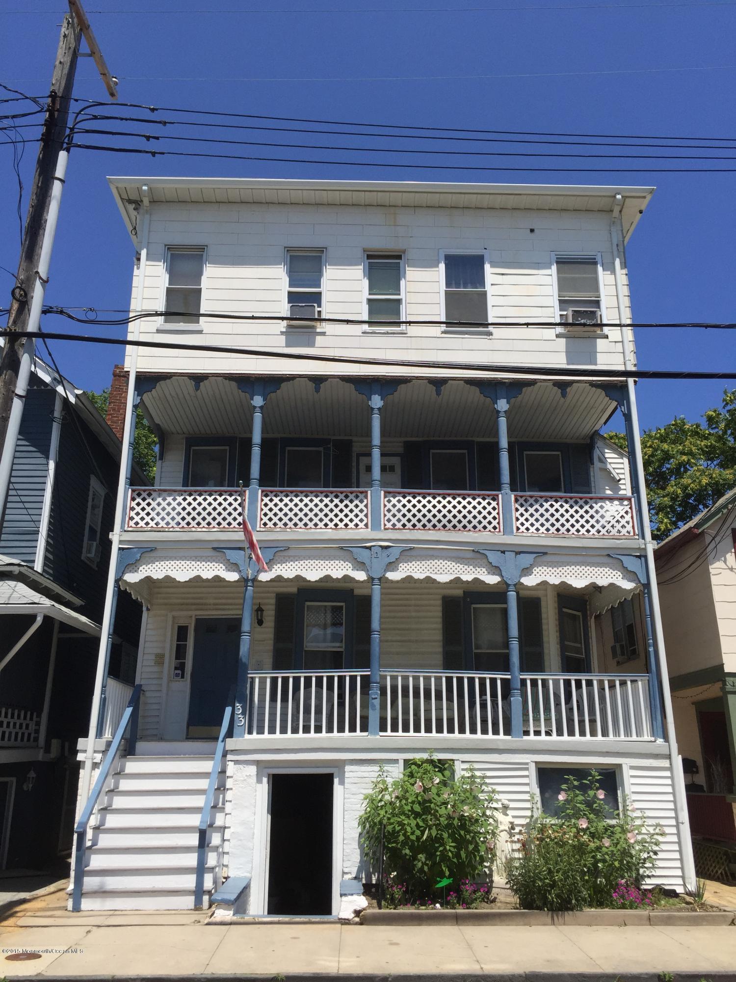 Photo of home for sale at Atlantic Avenue Avenue, Ocean Grove NJ