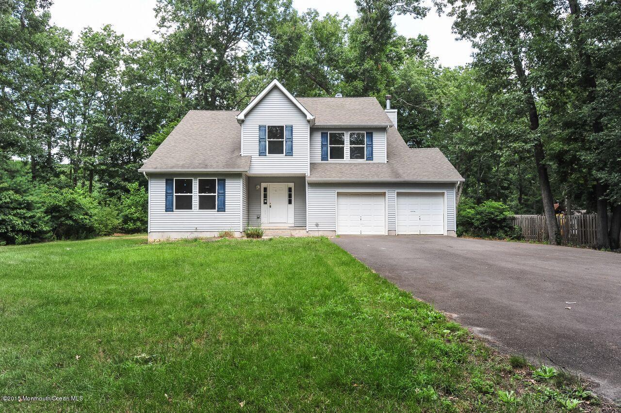Photo of home for sale at 1508 Ridge Avenue Avenue, Jackson NJ