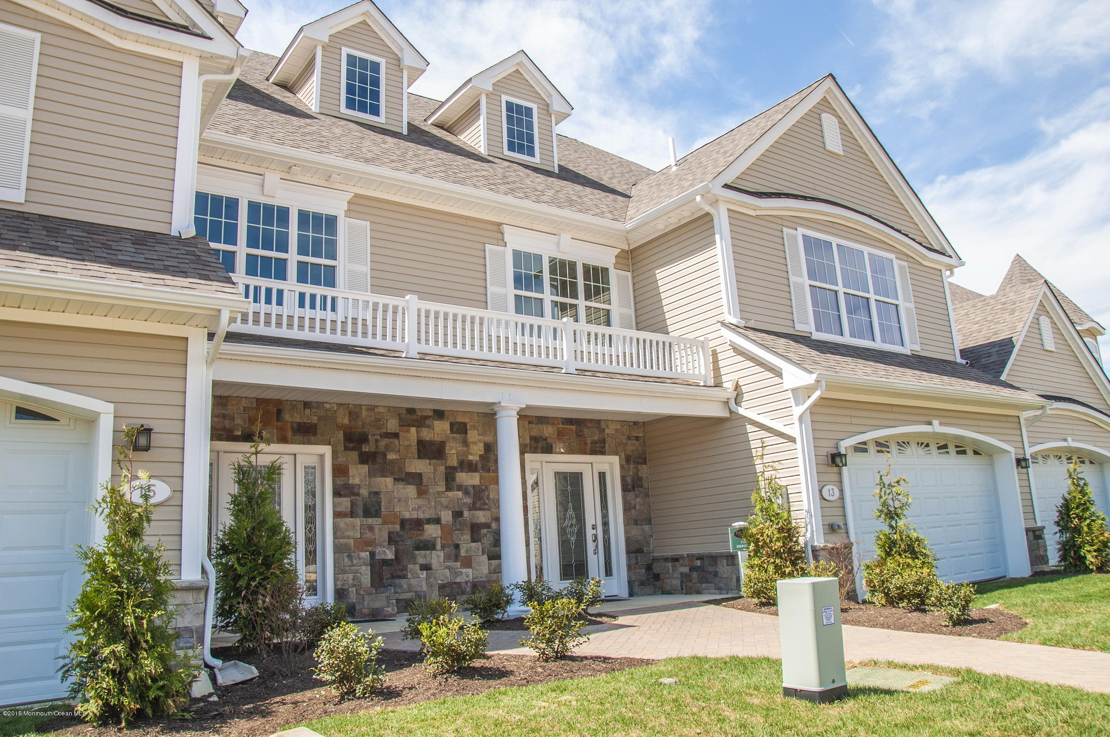 Photo of home for sale at 21 Abbey Road Road, Tinton Falls NJ