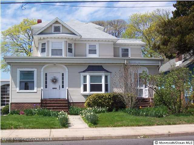 Photo of home for sale at 469 Broadway, Long Branch NJ