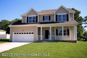 Photo of home for sale at 24 Fairview Terrace Terrace, Manahawkin NJ