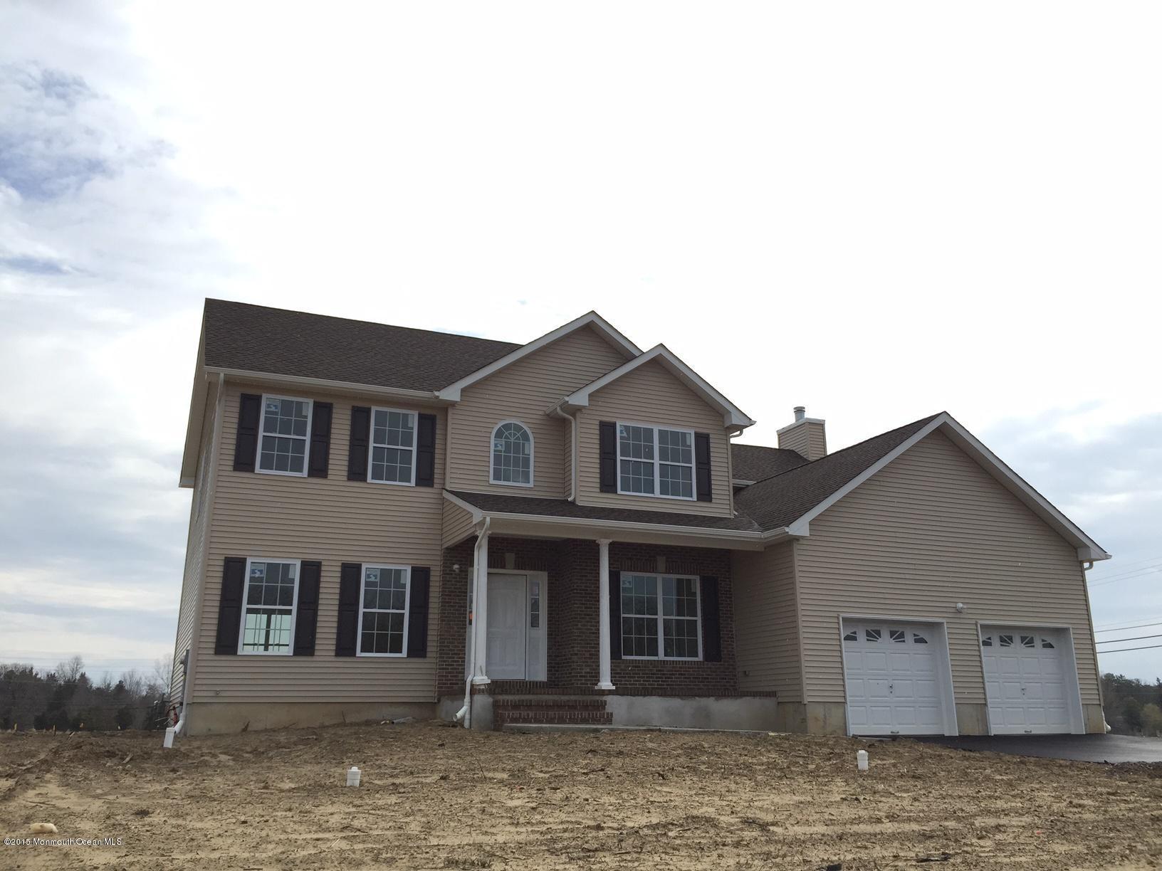 Photo of home for sale at 1 Hornbeam Lane Lane, New Egypt NJ