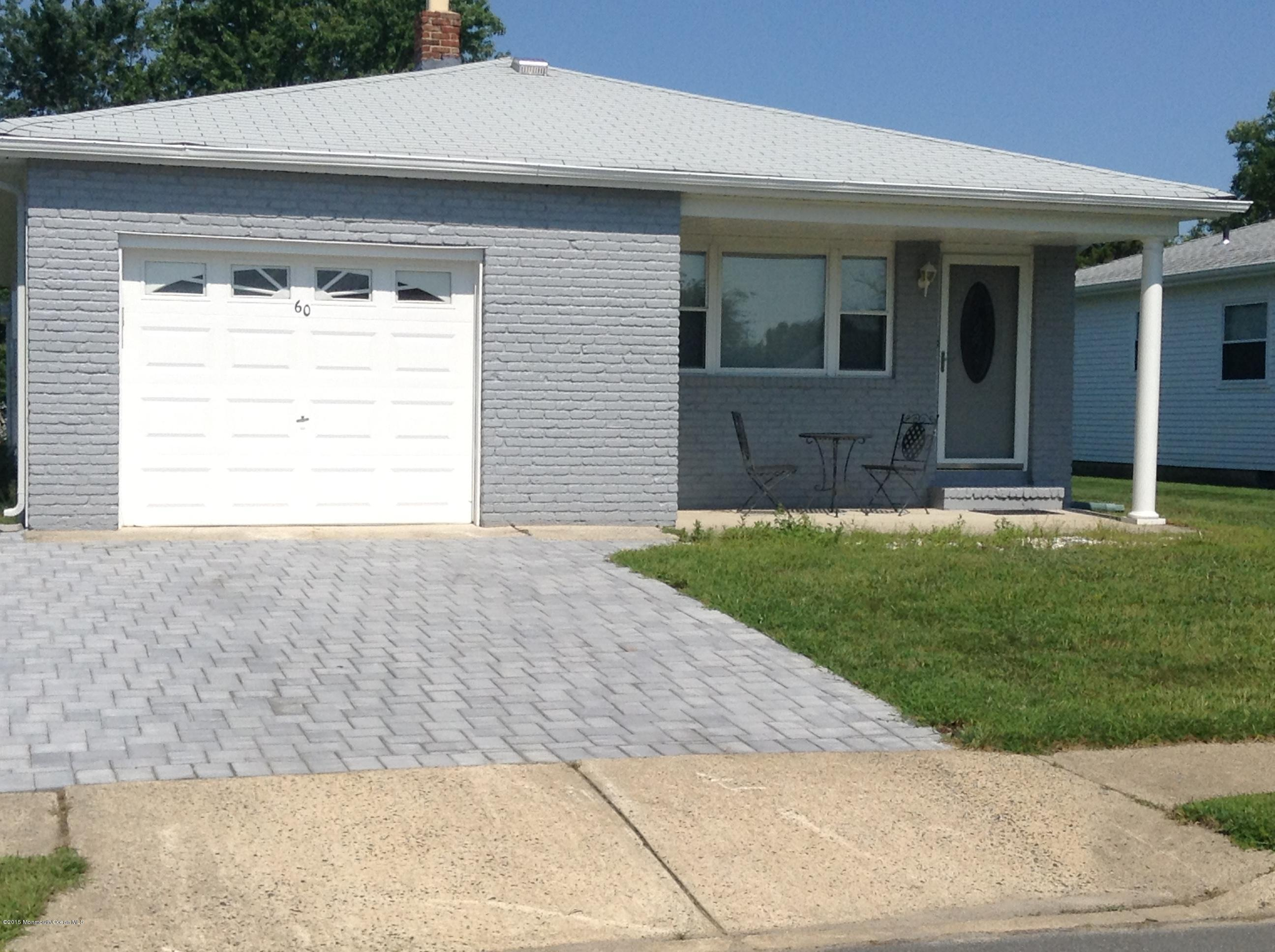 Photo of home for sale at 60 Liberta Drive Drive, Toms River NJ