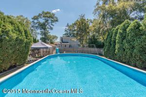 Photo of home for sale at 56 Wall Street Street S, Neptune City NJ