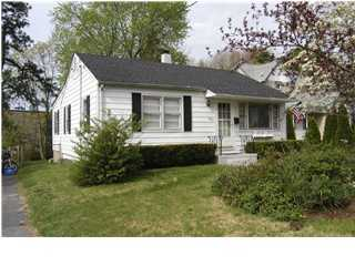 Photo of home for sale at 233 Sylvania Avenue Avenue W, Neptune City NJ