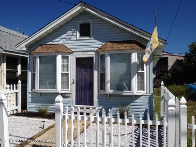 Photo of home for sale at 232 Sherman Avenue Avenue, Seaside Heights NJ